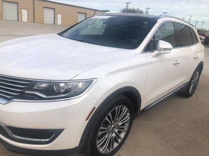 Certified 2016 Lincoln MKX FWD Reserve - 547545408