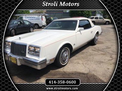 Used 1983 Buick Riviera Convertible