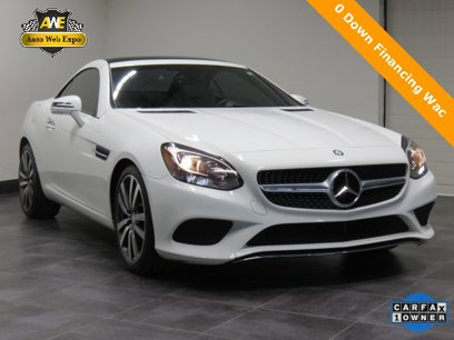 Used 2017 Mercedes-Benz SLC 300 - 537962860