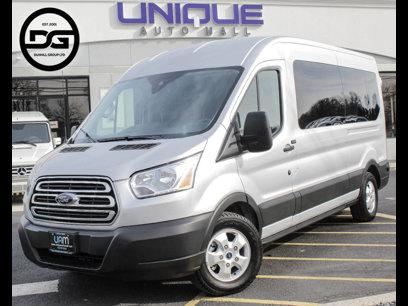 "Used 2019 Ford Transit 350 148"" Medium Roof Wagon - 541536028"