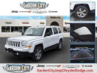 Certified 2016 Jeep Patriot 4WD Latitude - 537253888