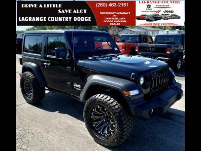 Used 2019 Jeep Wrangler 4WD Sport - 526785453