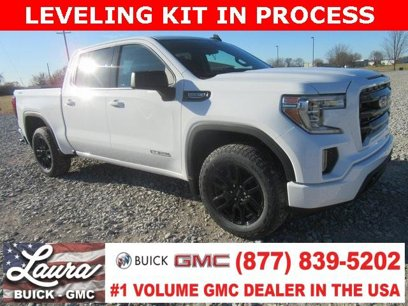New 2020 GMC Sierra 1500 4x4 Crew Cab Elevation - 535587812