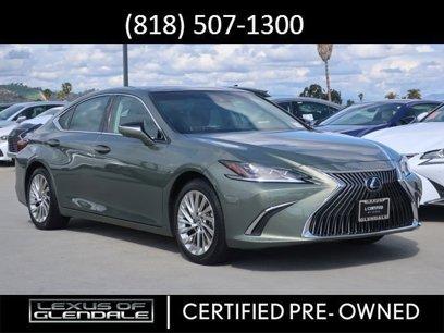 Certified 2019 Lexus ES 350 - 548188054
