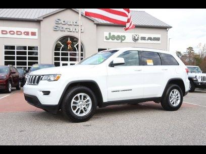 Certified 2018 Jeep Grand Cherokee Laredo - 535862107