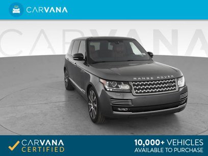 Used 2014 Land Rover Range Rover Long Wheelbase Autobiography - 549365728