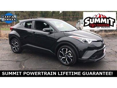 Certified 2018 Toyota C-HR XLE - 530739751