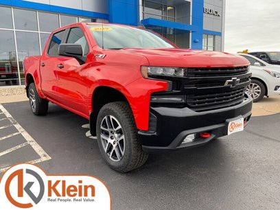 New 2019 Chevrolet Silverado 1500 4x4 Crew Cab LT Trail Boss - 514951785