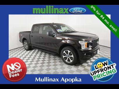 New 2019 Ford F150 STX - 502484295