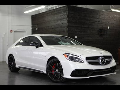 Used 2016 Mercedes-Benz CLS 63 AMG S-Model 4MATIC - 520445445