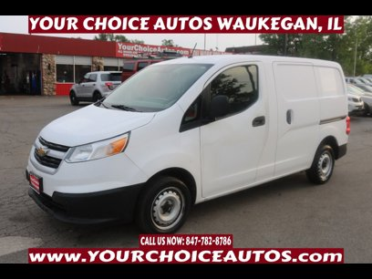Used 2018 Chevrolet City Express LS - 597745415