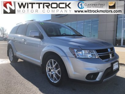 Used 2014 Dodge Journey AWD Limited - 535940573