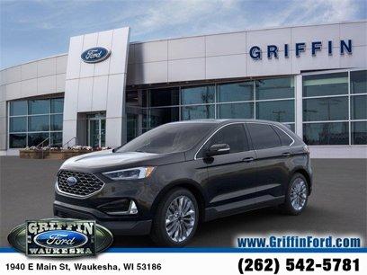 New 2020 Ford Edge AWD Titanium - 539856872