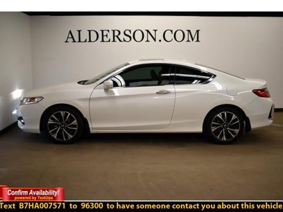 Used 2017 Honda Accord EX-L Coupe - 568009239