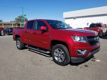 Used 2018 Chevrolet Colorado 4x4 Crew Cab Z71 - 530593447