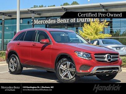 Certified 2019 Mercedes-Benz GLC 300 w/ Premium Package - 604611330