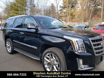 Used 2016 Cadillac Escalade 4WD Premium - 542821157