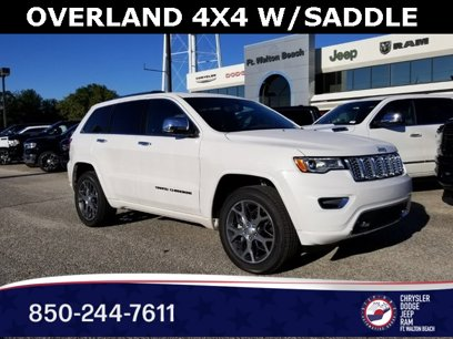 New 2020 Jeep Grand Cherokee 4WD Overland - 531436763