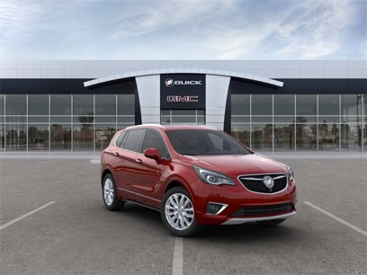 New 2020 Buick Envision AWD Premium - 545894303