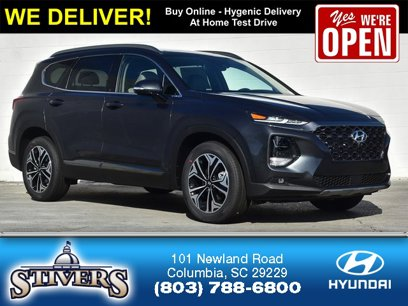 New 2020 Hyundai Santa Fe FWD Limited w/ Cargo Package - 541644167