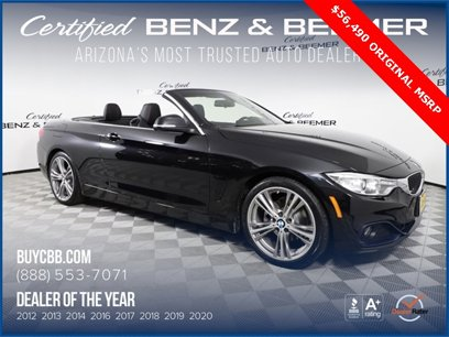 Used 2017 BMW 430i Convertible - 547798241