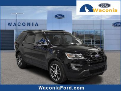 Certified 2017 Ford Explorer 4WD Sport - 537253873