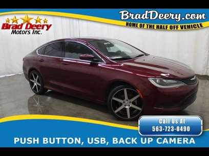 Used 2016 Chrysler 200 Limited - 535513117
