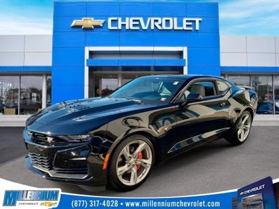 Certified 2020 Chevrolet Camaro - 534438864