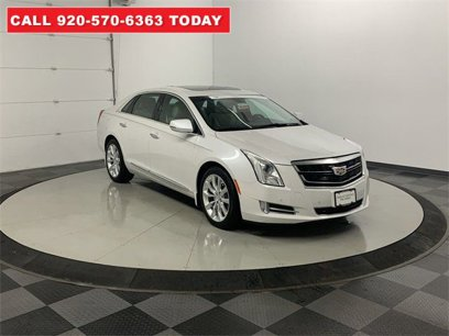 Certified 2017 Cadillac XTS Luxury AWD - 546423428