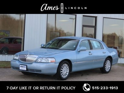 Used 2005 Lincoln Town Car Signature - 532161762