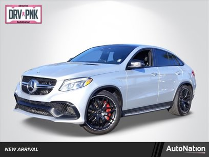 Certified 2018 Mercedes-Benz GLE 63 AMG S 4MATIC Coupe - 548776978