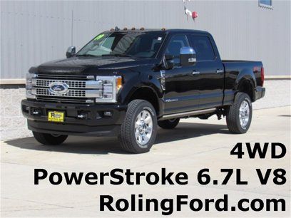 New 2019 Ford F350 Crew Cab Platinum - 505556453