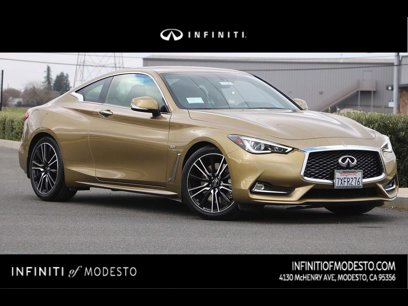 Certified 2018 INFINITI Q60 3.0t Coupe - 540434373