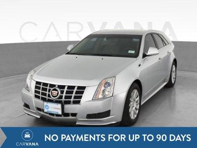 Used 2013 Cadillac CTS Luxury AWD Wagon - 548895522