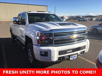 Used 2019 Chevrolet Silverado 3500 4x4 Crew Cab High Country - 543121766