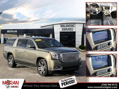 Used 2017 GMC Yukon XL Denali - 544304729
