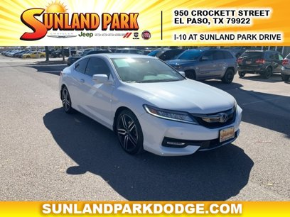 Used 2016 Honda Accord Touring Coupe - 567262646