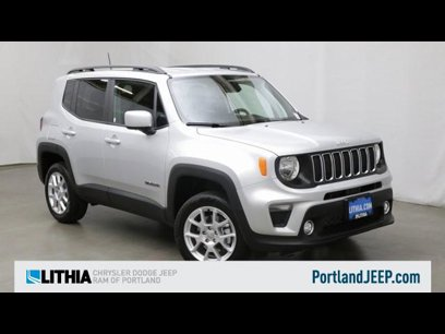 New 2019 Jeep Renegade 4WD Latitude - 525851331