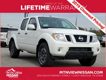 New 2019 Nissan Frontier PRO-4X - 541379518