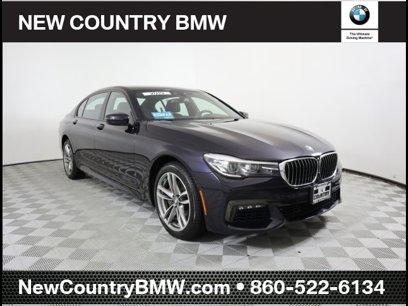 Used 2019 BMW 740i xDrive - 529070045