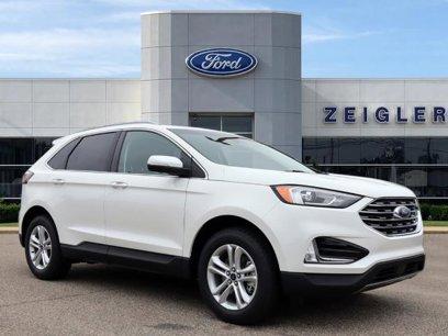 New 2020 Ford Edge AWD SEL - 546782422