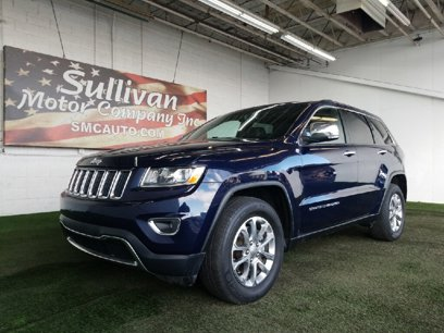 Used 2015 Jeep Grand Cherokee 2WD Limited - 547513947