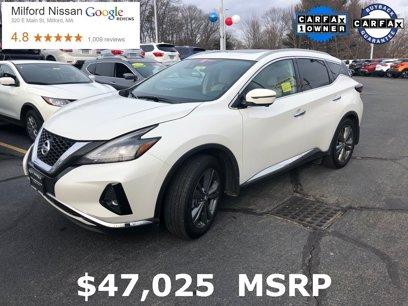 Certified 2019 Nissan Murano Platinum - 542504000