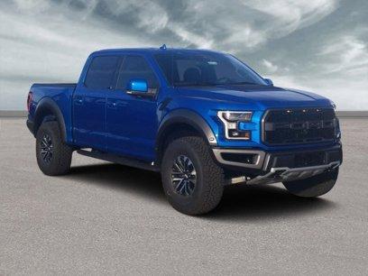 New 2020 Ford F150 4x4 Crew Cab Raptor - 534924275