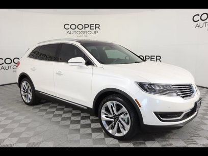 Certified 2018 Lincoln MKX AWD Black Label - 530500696