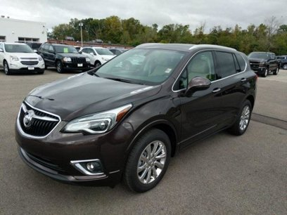 New 2020 Buick Envision AWD Essence - 529803035