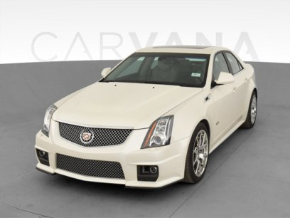 Used 2014 Cadillac CTS V Sedan - 543736445