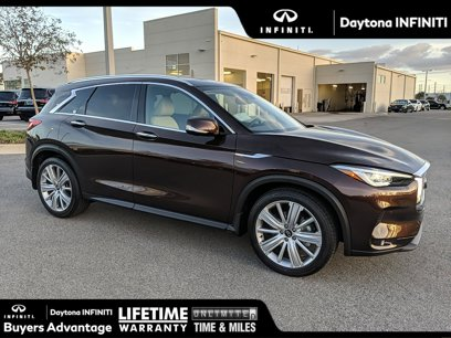 New 2020 INFINITI QX50 FWD w/ PROACTIVE PACKAGE - 531894765