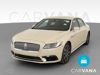 Used 2018 Lincoln Continental Reserve - 567964151