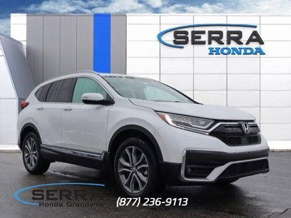 New 2020 Honda CR-V AWD Touring Hybrid - 546300877